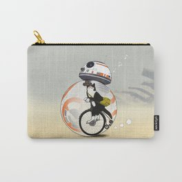 CAT INSIDE DROID Carry-All Pouch