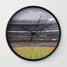 Yankee Stadium Wall Clock
