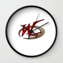 Legion of Whom Wall Clock