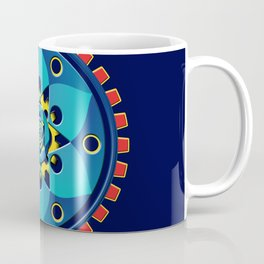 Abstract mechanical object Coffee Mug