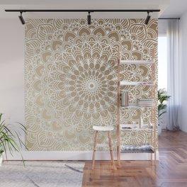 Gold Mandala 19 Wall Mural