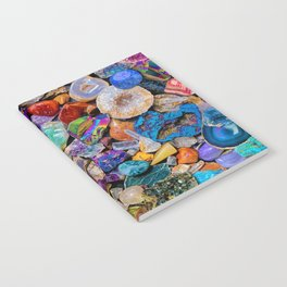 Rocks and Minerals, Geology Notebook