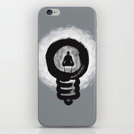 I-dea of Zen iPhone Skin