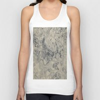 sand Tank Tops featuring Sand by Mario Sa