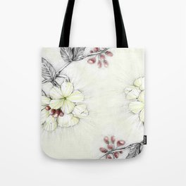 Pequi Flower Tote Bag