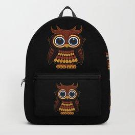 Friendly Owl Backpack