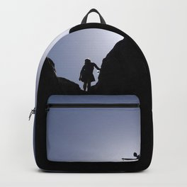 On top of the world Backpack