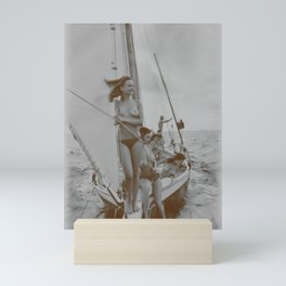 Siren Songs Mini Art Print