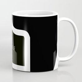DOWN TO FAITH Coffee Mug
