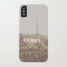 Hollywood iPhone X Slim Case