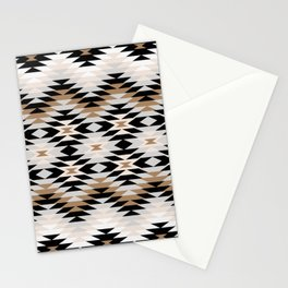 New Mexico in Tan Stationery Cards