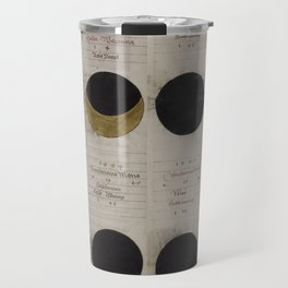 Gold Eclipse Travel Mug