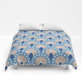 Parisian Tiles Comforters