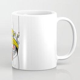 Octopus hookup Coffee Mug