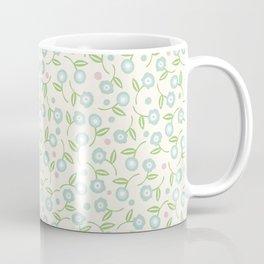 Floral Spring Print Coffee Mug