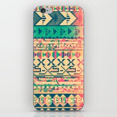 Pattern of the God iPhone & iPod Skin