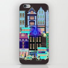 Seven Noses of London Soho iPhone & iPod Skin