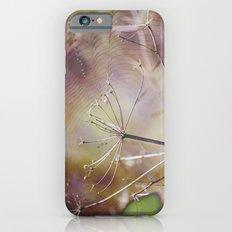 Spiderweb :: Come Hither iPhone 6s Slim Case