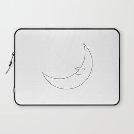 Mr. Moon Laptop Sleeve