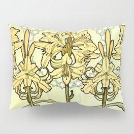 """Alphonse Mucha """"Documents Décoratifs"""", 1901 (33) Pillow Sham"""