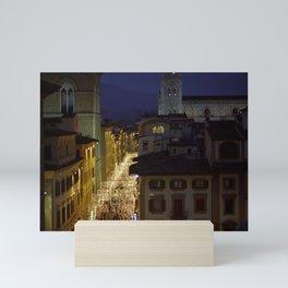 Florence 3 Mini Art Print