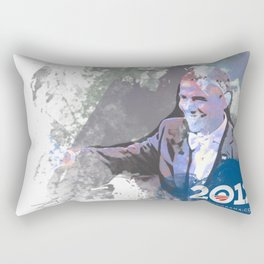 Obama 2012 Rectangular Pillow