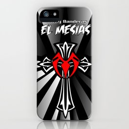 El Mesias De La Lucha iPhone Case