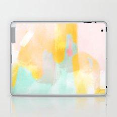 Soft Pastel summer abstract Laptop & iPad Skin