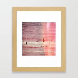 X I X . V I T A L Framed Art Print