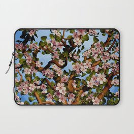 Cherry Blossom Tree Laptop Sleeve