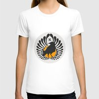 haikyuu T-shirts featuring Karasuno High Volleyball Club by robin