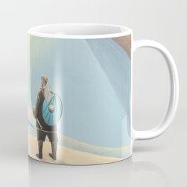 Thor going to Jotunheim Coffee Mug