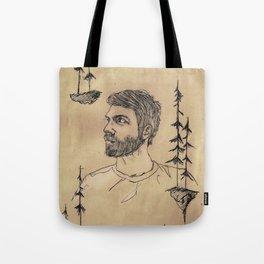 Nahte Tote Bag