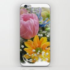 Easter Flowers iPhone & iPod Skin
