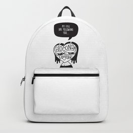 Gioconda Lovers Backpack
