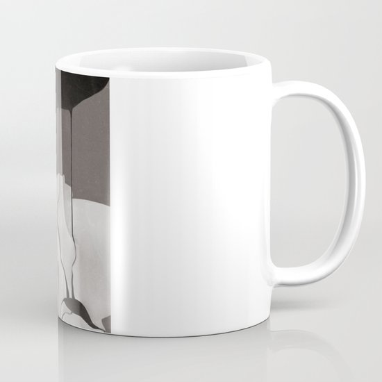 Death By Chocolate Monochrome Mug