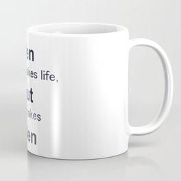 Men t-shirt Coffee Mug