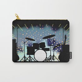 Bright Rock Band Stage Carry-All Pouch