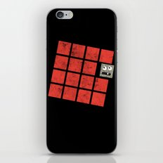 Just Trying to Fit In iPhone & iPod Skin