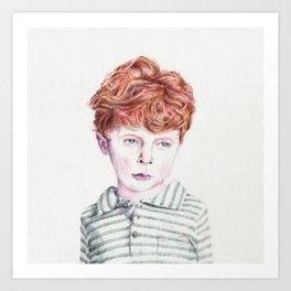 Rowan Art Print