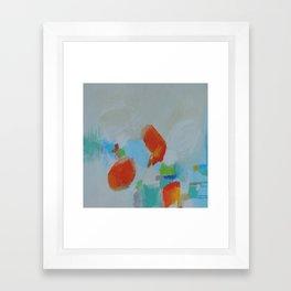 How Koi Framed Art Print