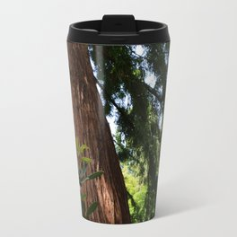 Shot in a Tree Travel Mug