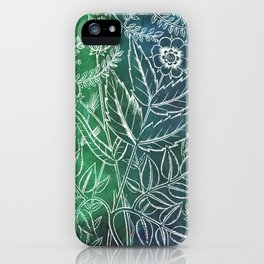 Monticelli's dreams iPhone Case