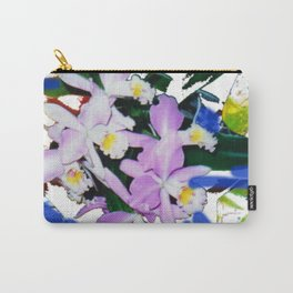 ORCHIDS that I love.                                         by Kay Lipton Carry-All Pouch