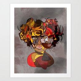 Gurl, Please Art Print
