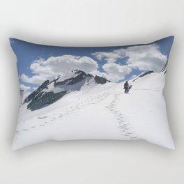 Aiming high Rectangular Pillow