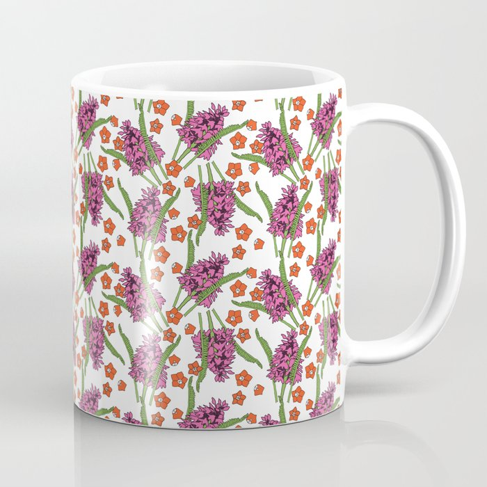 Sultry Summer - Orchids Coffee Mug