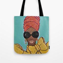Super Bad Sistah Tote Bag