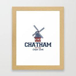 Chatham, Massachusetts Framed Art Print