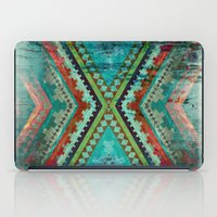 aztec iPad Cases featuring AZTEC by ED design for fun